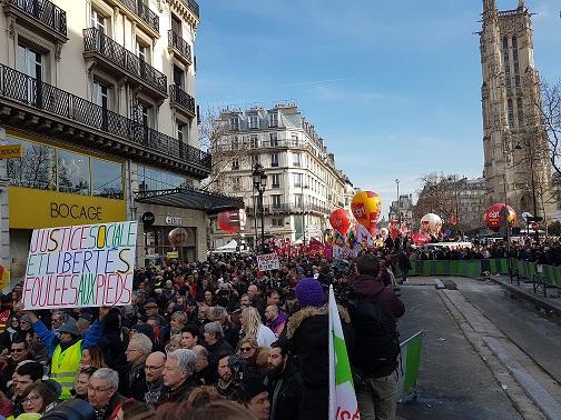 5 février 2019 à Paris