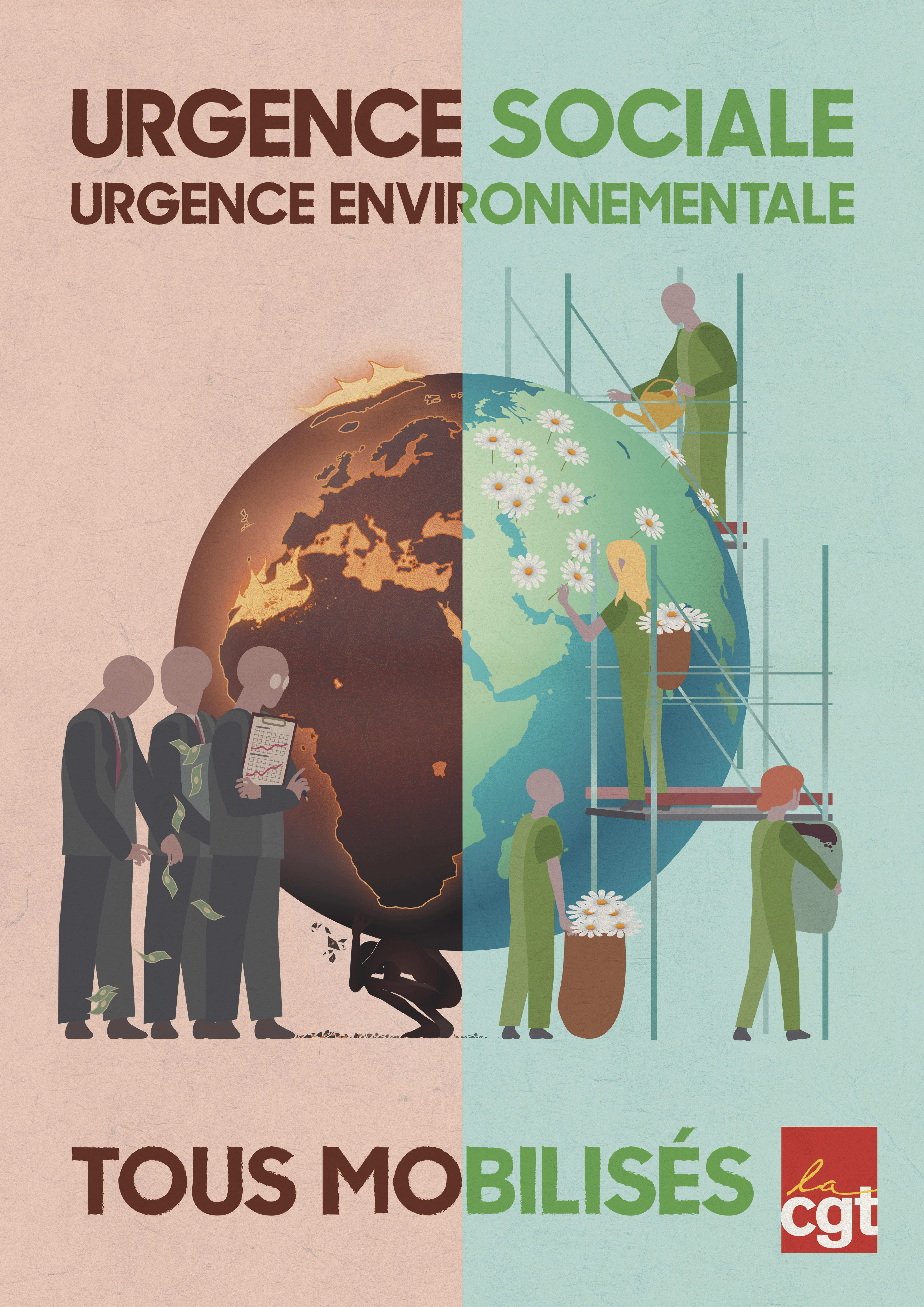 Urgence écologique et sociale
