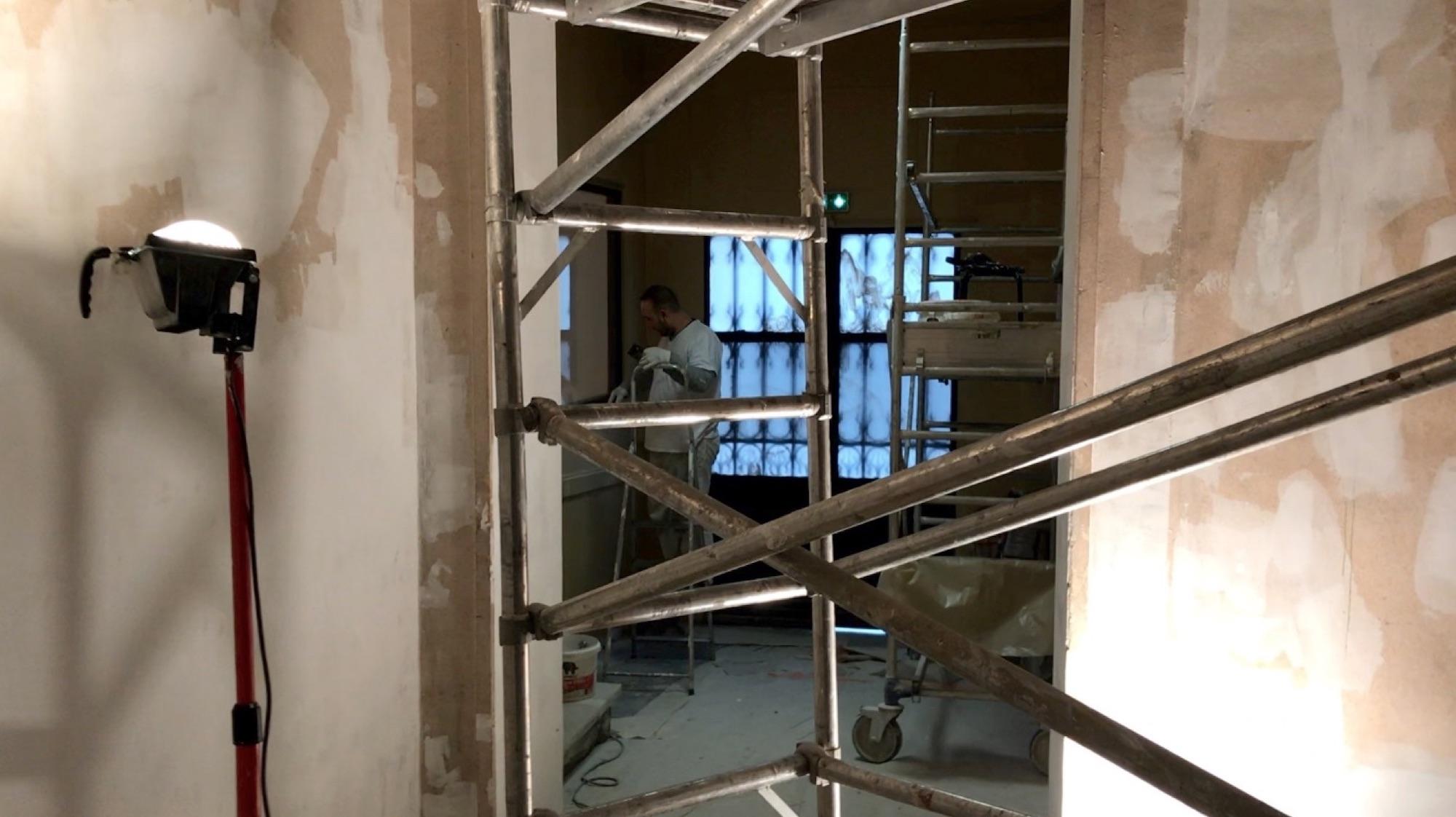 TPE construction