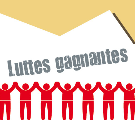 Luttes gagnantes