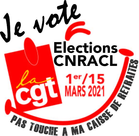 Logo elections CNRACL