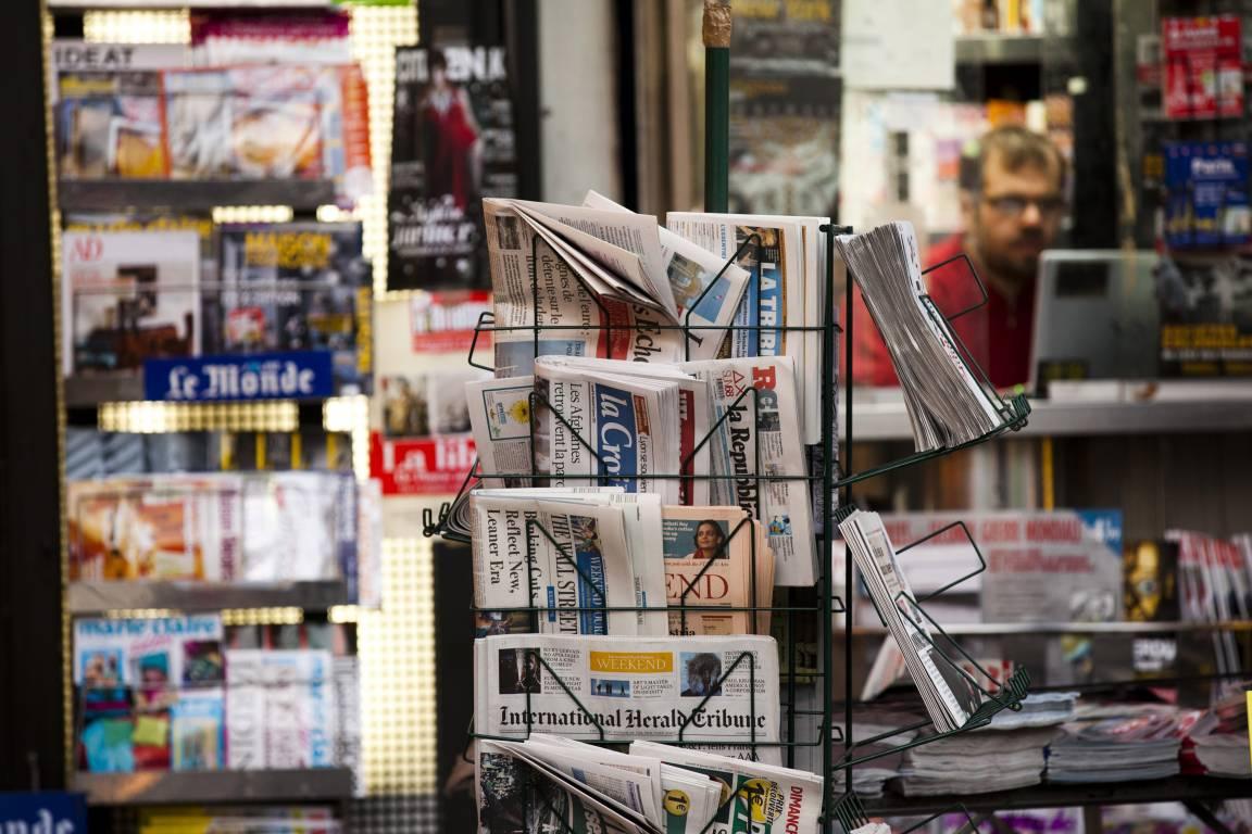 Visuel Création d'une SCIC de distribution de journaux