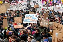Manifestation 5 décembre